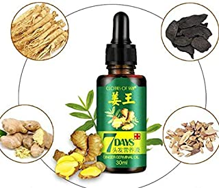 Zooarts ReGrow 7 Day Ginger Germinal Hair Growth Serum