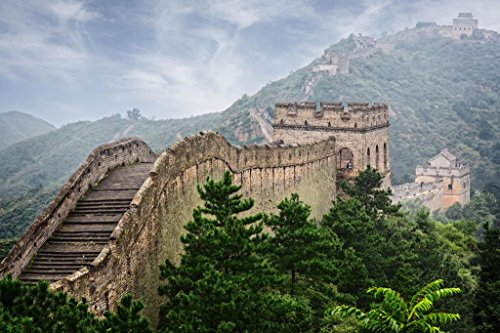 The Great Wall of China Photo Photograph Cool Wall Decor Art Print Poster 36x24