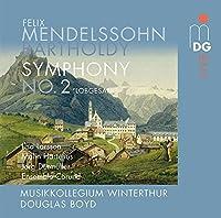 Sym Cantata on Words by Mendelssohn (2014-09-30)