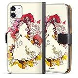 Étui Compatible avec Apple iPhone 11 Étui Folio Étui magnétique Produit sous Licence Officielle...