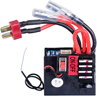 HHmei_US_Shipment Wltoys Weili A959-B-25 Receiver | 2 in 1 Unit A959-B-25 Receiver/ESC for WLtoys A959-B A969-B A979-B RC Car Part [Shipped from Continental U.S.]
