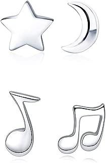 Best music note tragus earrings Reviews