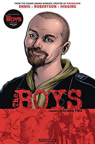 The Boys 2: Omnibus
