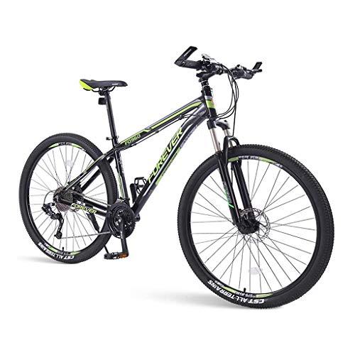 SOHOH Adult Mountainbikes, Hardtail Mountainbike Mit Hohem Carbonrahmen Und Vorderradaufhängung All Terrain Herren Mountainbike Für Damen, 33-Gang,29in