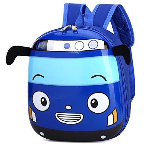 SimpleLife Children Backpack,3D Cartoon Kids Car Shape School Backpack Bookbag for Boys Girls