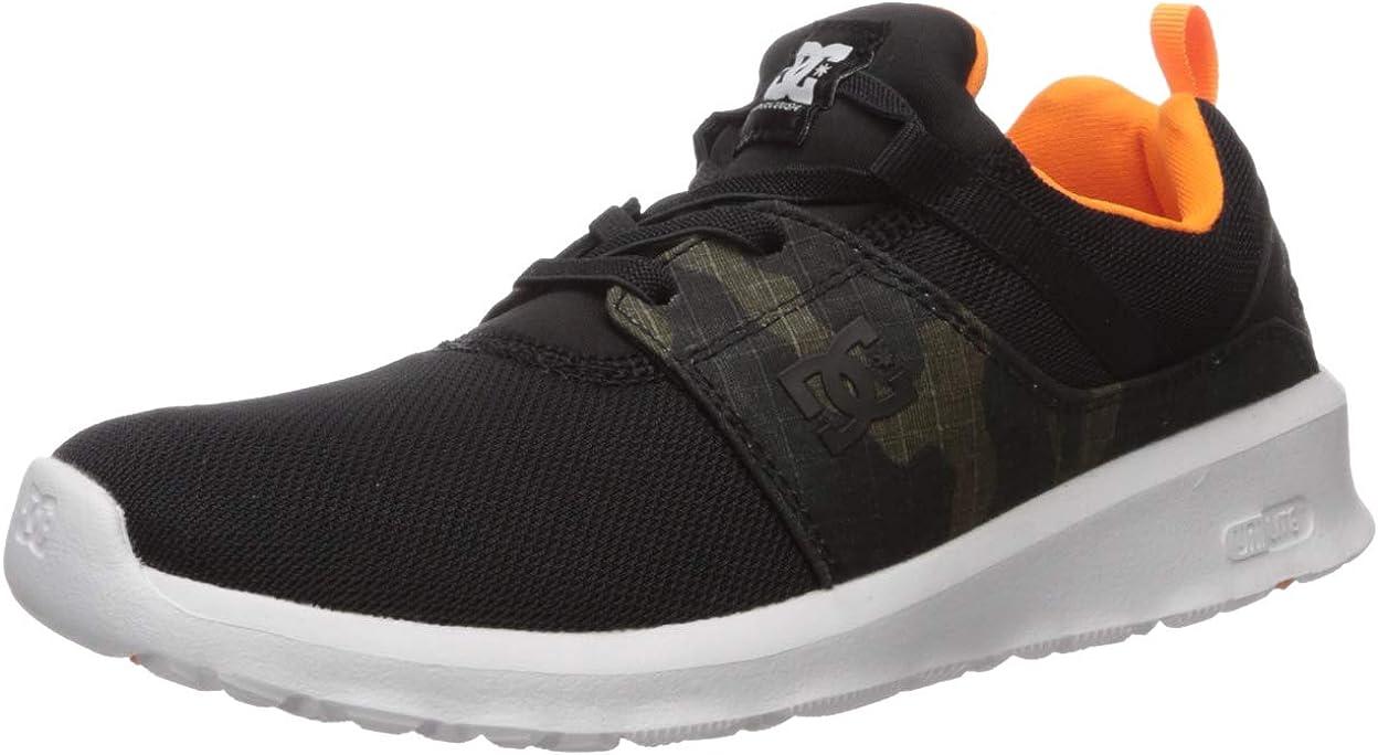 DC Unisex-Child Heathrow Se Sneaker