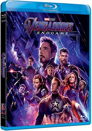 Vengadores: Endgame [Blu-ray] (Blu-ray)