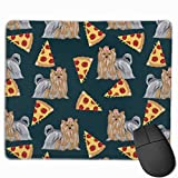Dog Pizza Fabric Cute Yorkshire Terriers Cute Dog Dogs