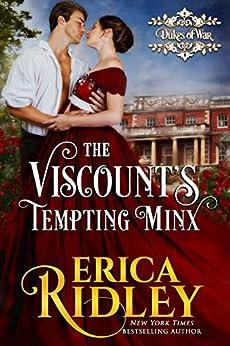 The Viscount's Tempting Minx: Regency Romance Novella (Dukes of War Book 1) by [Erica Ridley]