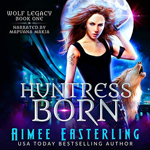 Couverture de Huntress Born