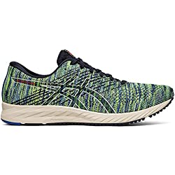 ASICS Men's Gel-DS Trainer 24 Running Shoes, 11M, Electric Blue/Birch