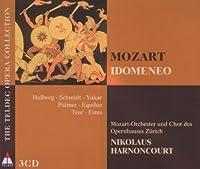 Mozart: Idomeneo by NIKOLAUS / OOZ HARNONCOURT (2009-05-04)