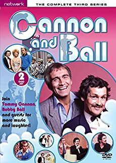 Cannon And Ball - The Complete Third Series
