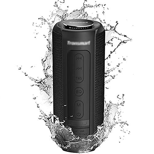 Altavoces Bluetooth Portatiles 40W altavoces bluetooth portatiles  Marca ZXQZ
