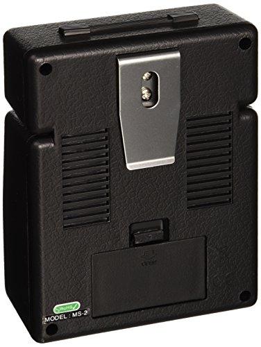 Marshall MS-2 - Amplificador para guitarra (2W, 6.3 mm), color negro