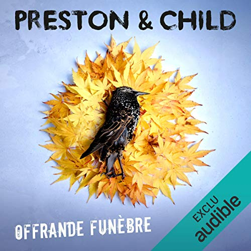 Offrande funèbre audiobook cover art