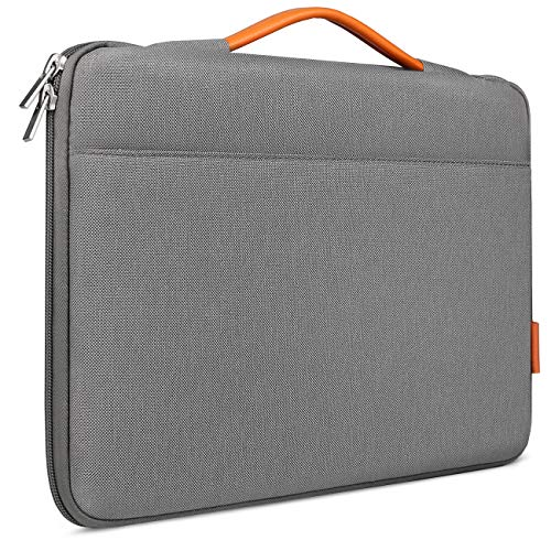 Inateck Hülle Tasche Kompatibel MacBook Air/Pro 13 /Surface ProX/7/6/5/4/3/13.5 Zoll Surface Laptop3/2/2017/Surface Book/XPS 13 Laptop Sleeve Case