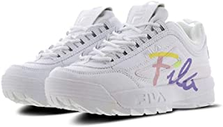 FILa DISRUPTOR CLaSSIC FaSHION SNEaKER - Multi writing