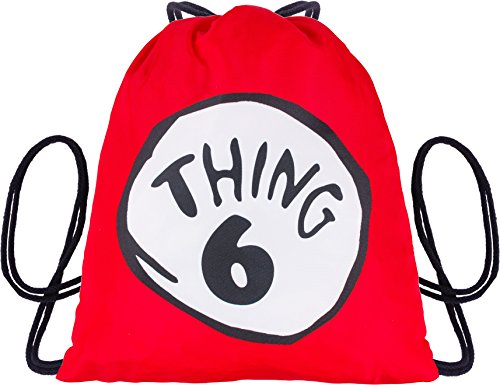 4Sold Borse multiuso Borse a tracolla Zaini con coulisse Kids School PE Full Print Borsa Pocket Teenage Coulisse Kit borsa spalla zaino zaino borsa da viaggio (THING 6, L:36cm*H:40cm)