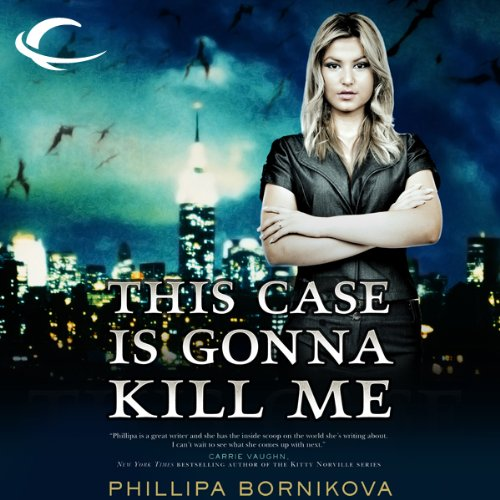 This Case Is Gonna Kill Me: Linnet Ellery, Book 1