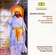 Strauss: Ein Heldenleben; Don Juan; Also Sprach Zarathustra; Death & Transfiguration