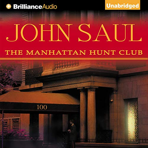 The Manhattan Hunt Club audiobook cover art