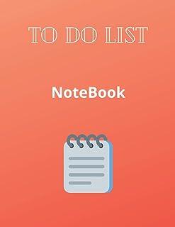 To Do List NoteBook