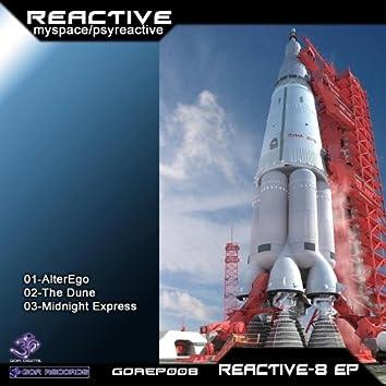 Reactive-8 EP