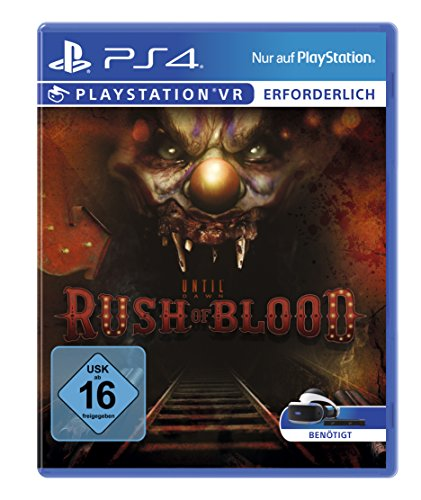 Sony Computer Entertainment PS4 Until Dawn: Rush of Blood