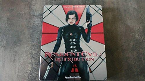 Resident Evil: Retribution (Steelbook) [Blu-ray 3D]