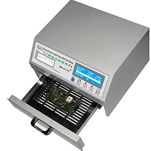 QS-5100 Drawer Type Lead Free Reflow Soldering Machine (110V)