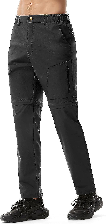 Freetrack Men's Hiking Climbing Pants 25% OFF Kansas City Mall Outd Dry Quick Convertible