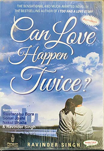 Can Love Happen Twice  By  cover art