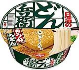 日清食品 どん兵衛 きつねうどん (東) 96gx12個