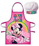 Palleon Minnie - Set da cucina e cappello da cucina per bambini