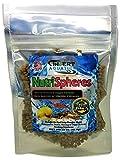 Triton Aquatics NutriSpheres - Sinking Diet for Snails, Shrimp & Bottom Feeding Fish (1.5 oz (42.5g))