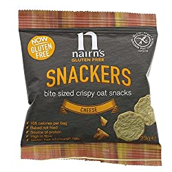 Cheese Snackers Gluten Free Known Barcodes: 612322000424, 612322000424.