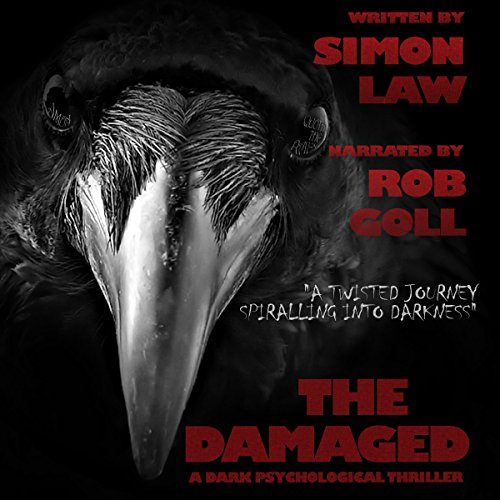 The Damaged audiobook cover art
