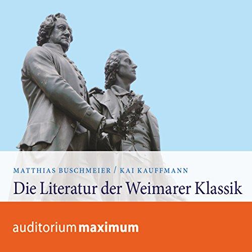 Die Literatur der Weimarer Klassik Titelbild