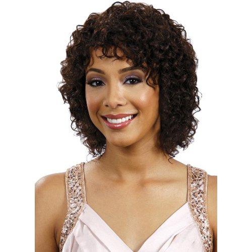 Bobbi BOSS Premium 100% Human Hair Wig - MH1228 Wilma (#FS4/27)