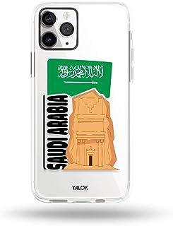 Yalox iPhone X Case Saudi Arabia – Al Ula Full Body Rugged Case with Built-in Touch Sensitive Anti-Scratch Screen Protecto...