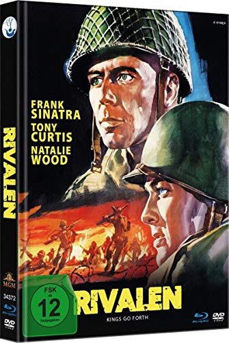 Rivalen - Limited Mediabook-Edition (plus Booklet/HD neu abgetastet) (+ DVD) [Blu-ray]