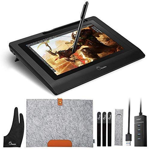 Parblo 10.1 Inches Coast10 Graphics Drawing Tablet LCD...