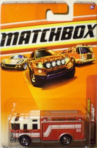 Matchbox 2010, Hazard Squad 'Hazmat Team' 51/100, Emergency Response. 1:64 Scale.