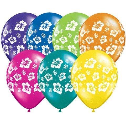 Top hawaiian balloons birthday for 2021