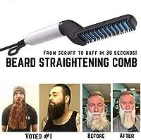 ひげを矯正、ひげを矯正する髪、男性用クイックヘアスタイラー、ヘアサロンを矯正する髪をカールするカール