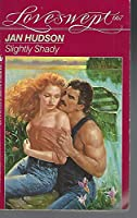 Slightly Shady 0553440918 Book Cover