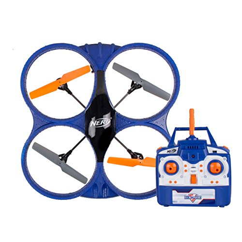 NERF Air Defender X Drone Cam Copter with Remote Control