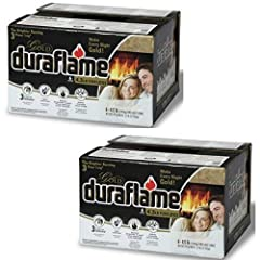 Produces bigger, brighter flames than regular fire logs Duraflame burn for 3 hours-plus Made with a high-performance blend of waxes and renewable, recycled biomass fiber High wax-to-fiber ratio Duraflame Gold Firelogs are fast lighting and convenient