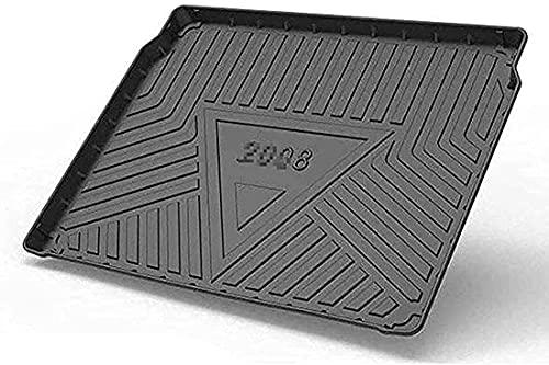 LZYYDS Voiture Tapis De Coffre pour Peugeot 2008 2020-2021,Voiture Caoutchouc Coffre Bac Tapis,Coffre AntidéRapant ImperméAble Protection Tapis,Voiture IntéRieur Accessoires